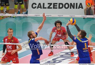 Calzedonia Verona - CMC Romagna   20ª #A1M