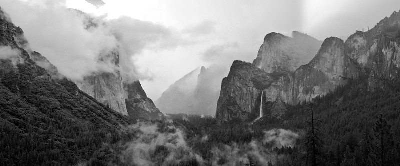 Yosemite from Artists Point