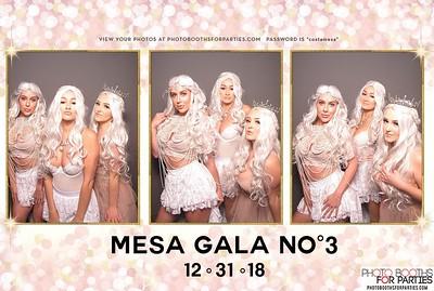 Mesa Gala NYE Party