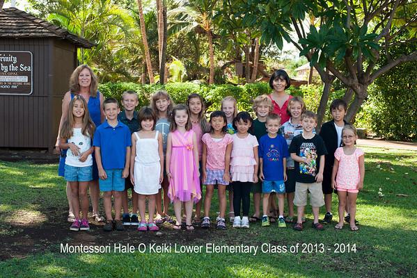 MHOK Lower Elementary School Photo 2013-2014