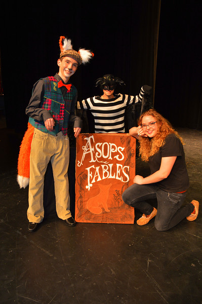 HHS Aesop's Fables