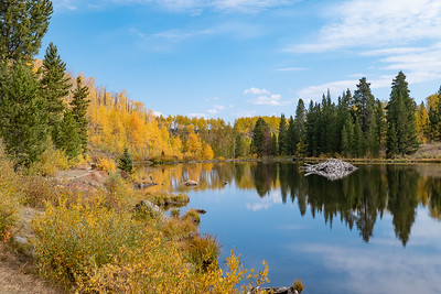 September October Colorado Fall Color
