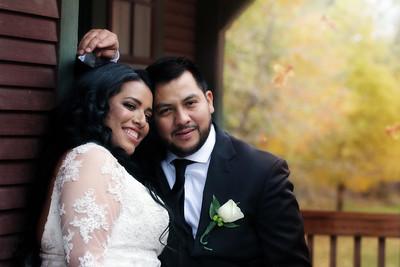 Claudia and Francisco