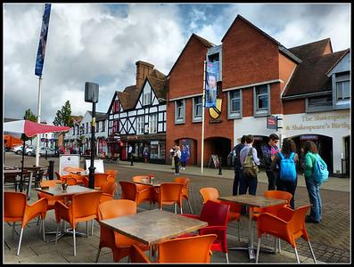 Warwickshire, Cheshire