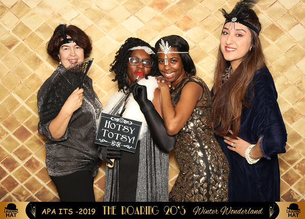 APA ITS Roaring 20's Party