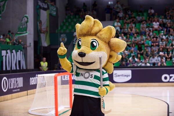 F4 Euroleague Cup Final: FC Porto vs Sporting CP