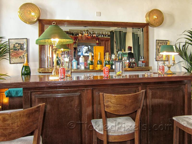 'Play it again Sam' - Rick's Cafe, Casablanca