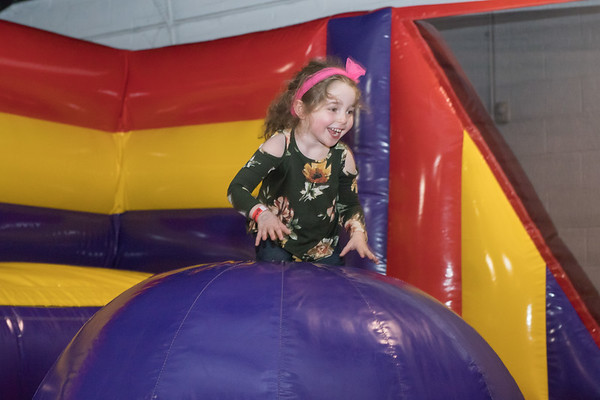 Evies 4th Birthday Party