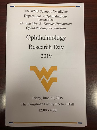 2019 Resident and Fellow Research Day & Graduation