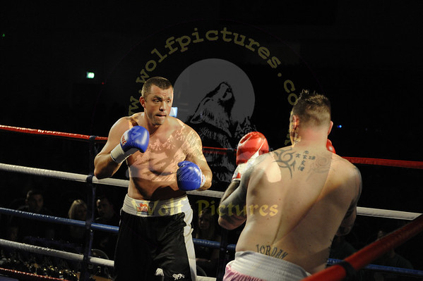 7. Darren Peterson vs Dan Lockwood