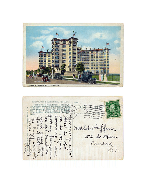 Edgewater Beach Hotel - 1916