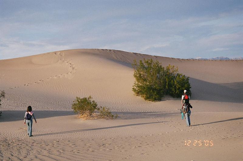 Death Valley 2005/12/23-27