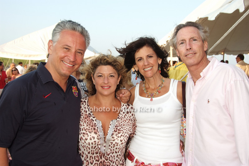 Max Dobens, Jacky Teplitzky, Elaine Saladino, Jim Saladino photo by Rob Rich © 2008 516-676-3939 robwayne1@aol.com