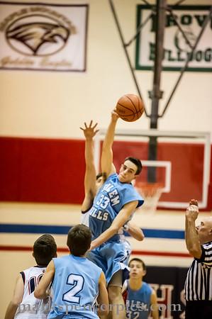 Basketball Soph SHS vs SalemH 1-21-2014