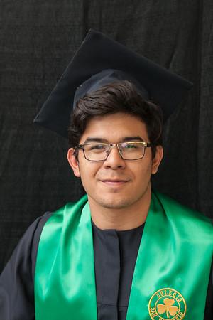 Graduation 2017 - Headshots