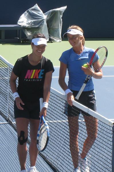 Li Na - US Open