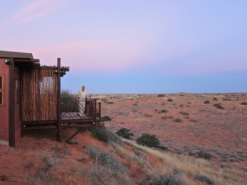 Kieliekrankie Wilderness Camp, Kgaligadi Transfrontier Park, South Africa