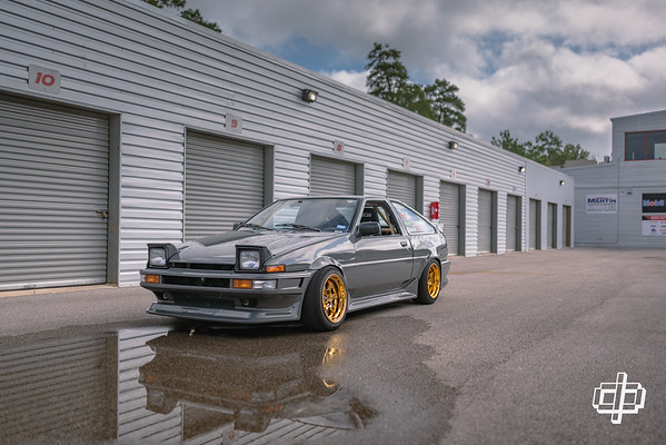 The Ricer Series - Juan's K24 Swapped AE86 Hatchback