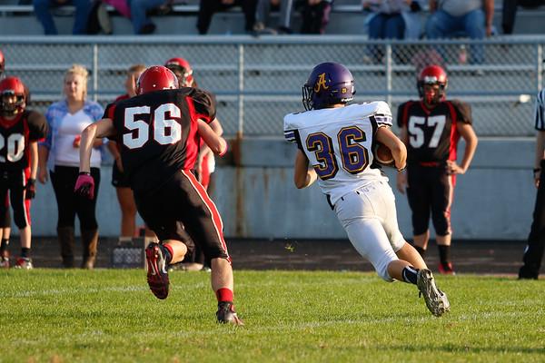 AHS Freshman Football at Huntington North