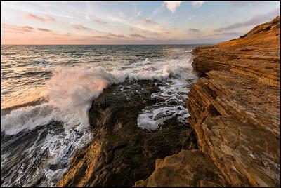 Sunset Cliffs  23OCT15