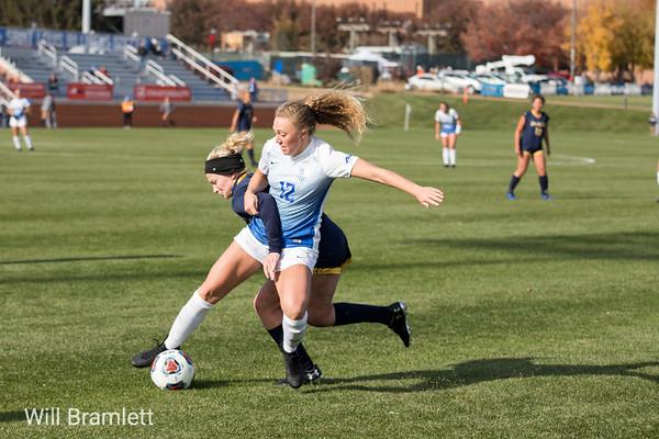 Women's Soccer: SLU vs La Salle