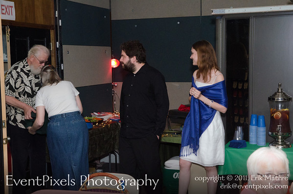 Elise and Ken Wedding Reception
