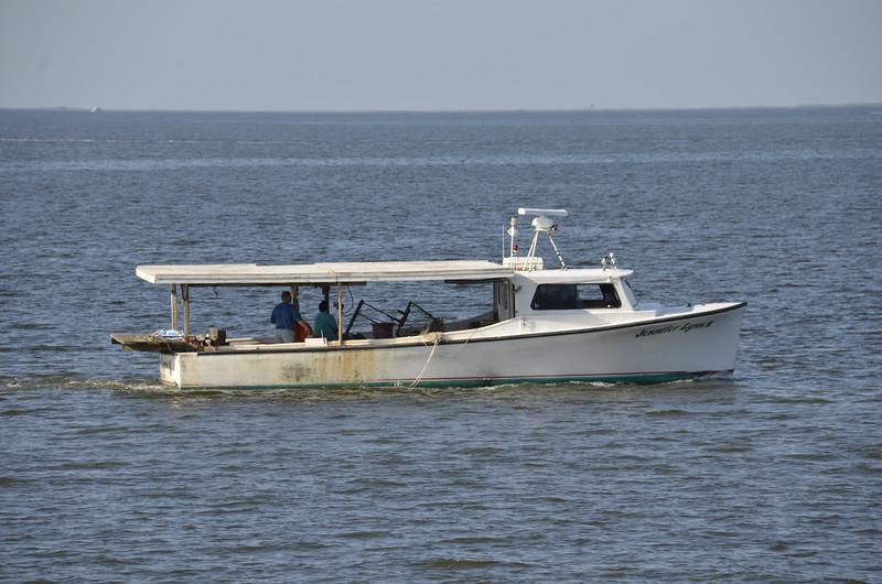 Jennifer Lynn II (Workboat)