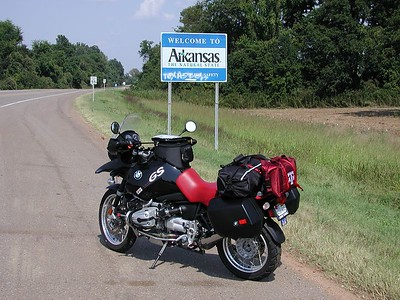 Sept 2004 Tour of Arkansas
