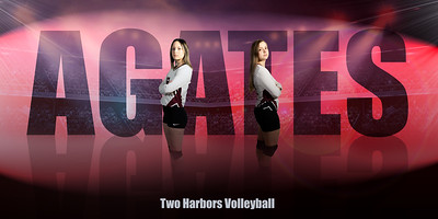 TH Volleyball Seniors