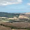 From Te Mata Peak Towards Hawkes Bay