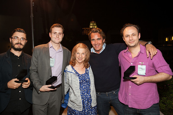 HIGHLIGHTS:  11.07.13 The One Show Emerging Directors Showcase