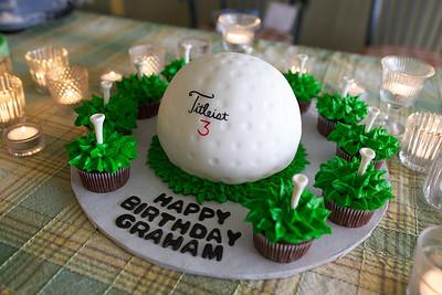 Graham's Surprise Party