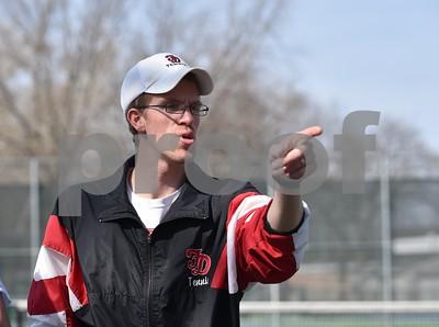 Johnston @ Fort Dodge Boys Tennis