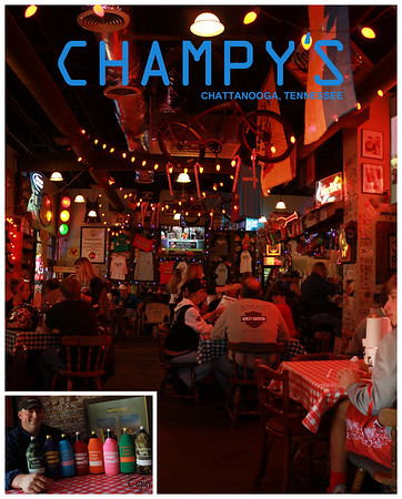 Champys Famous Fried Chicken