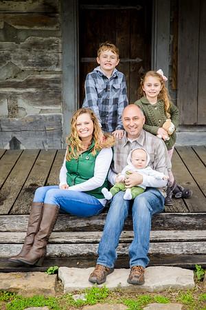 Beardsley Spring Family Color & B/W Family