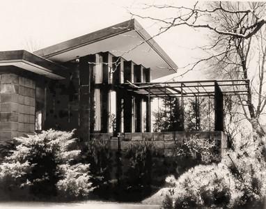 Frank Lloyd Wright House, Kalamazoo, MI