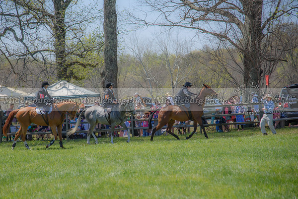 The Mrs. George C Everhart Memorial Invitational Flat Race 2016