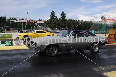 Jr Dragsters #7 & Car Club #4 - July 8th, 2016