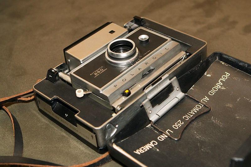 The film for this camera is long since discontinued, but I have other uses in mind