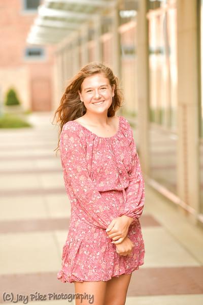 August 22, 2021 - Regan Hoopingarner Senior Photos