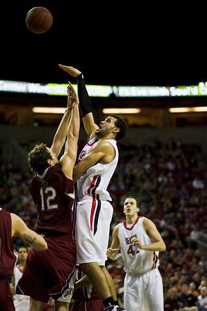 Mens Basketball January 1, 2009