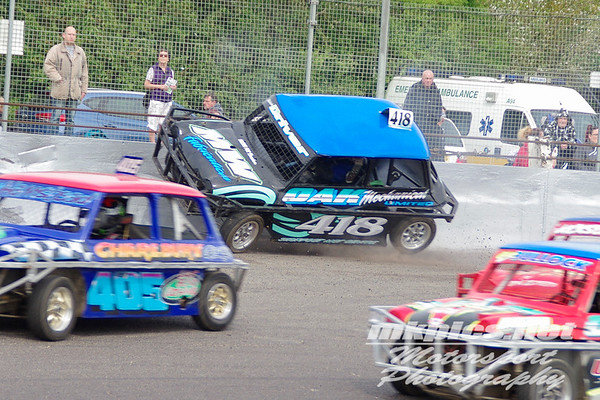 National Ministox, Northampton 30 April 2017