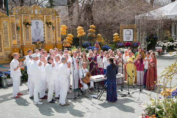April Celebrations 2017