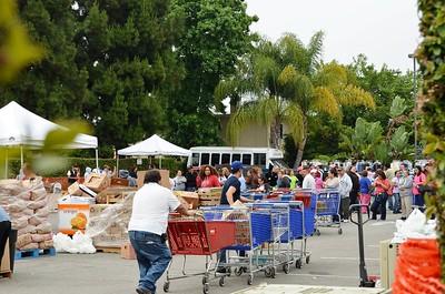 Santa Ana Outreach