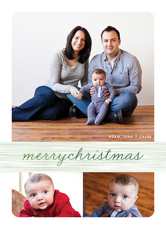 Holiday Card Examples
