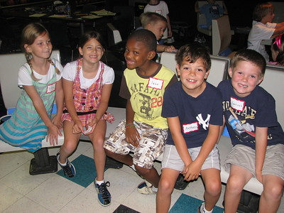 2010 Summer Sports Camp Week 3