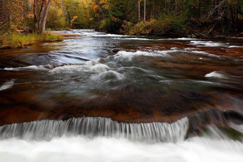 Mays Ledges - Brule River (Brule River State Forest - Wisconsin)