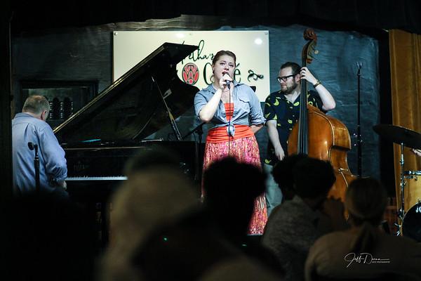 Music Hall Jazz Jam - Aretha's Jazz Cafe 8-3-2019