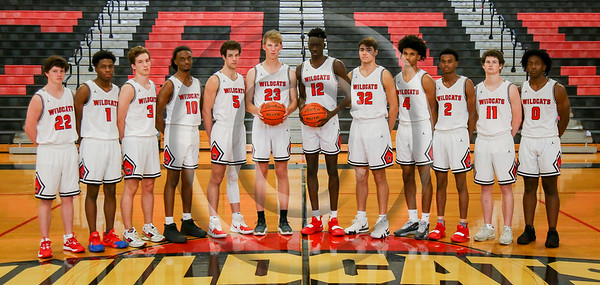 2019 LHHS Men's Basketball