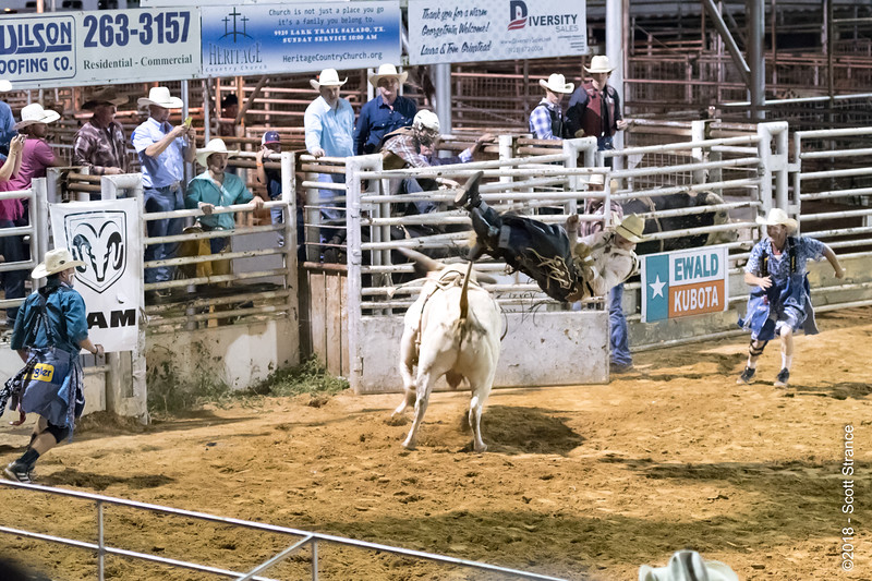 2018 75th Williamson County CPRA Rodeo